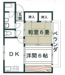 アパート/貸マンション